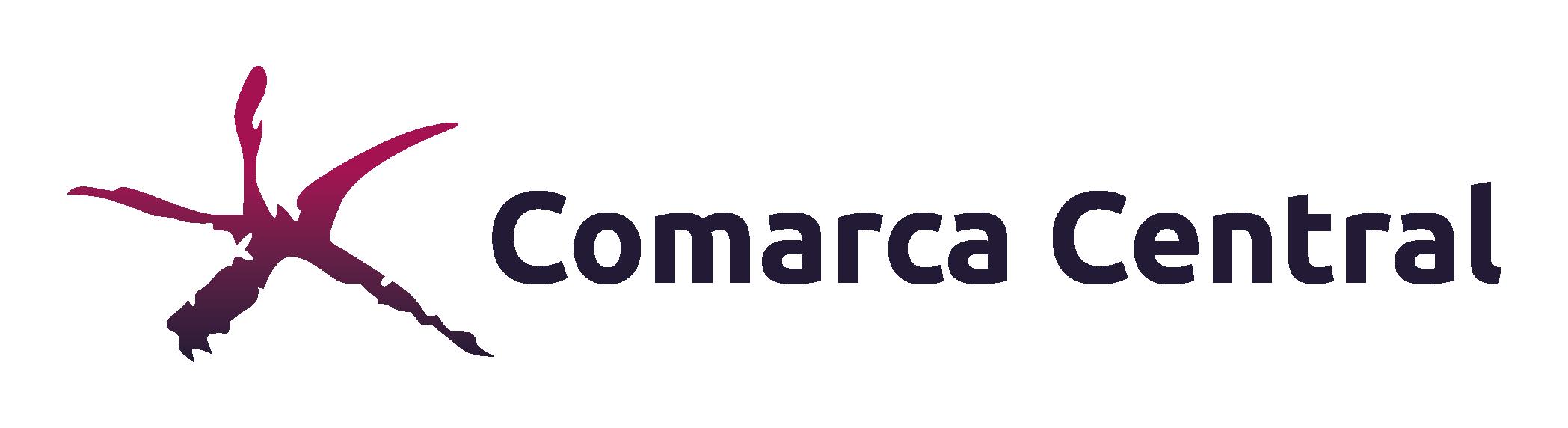 Logotipo Comarca Central_Horizontal